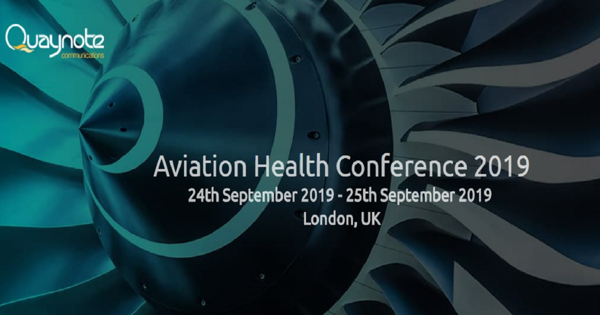 Aviation Health Conference 2019