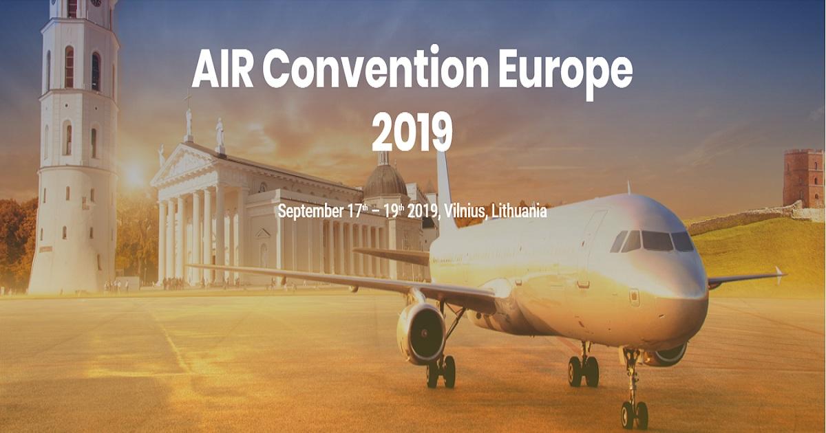 AIR Convention Europe 2019