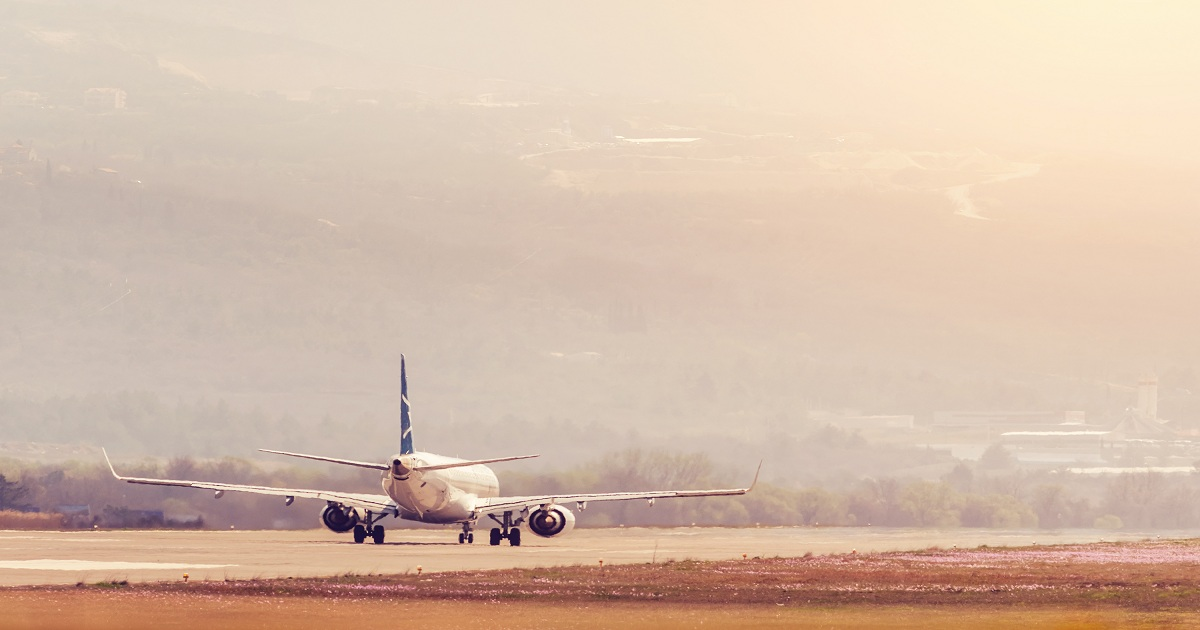 """THE AIRPORT """"LVIV"""" INCREASED ITS PASSENGER TRAFFIC BY 35%"""