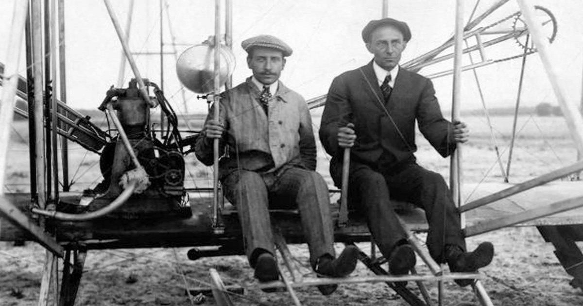 TOP 5 FACTS ABOUT THE WRIGHT BROTHERS