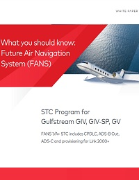 WHAT YOU SHOULD KNOW: FUTURE AIR NAVIGATION SYSTEM