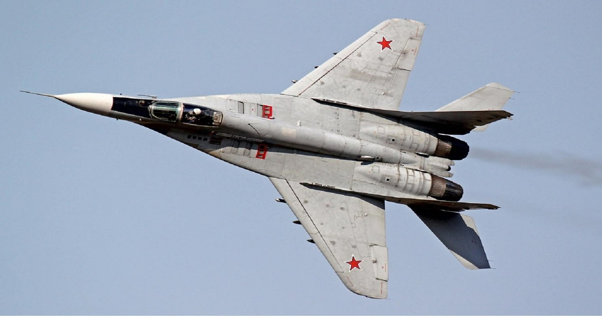 RUSSIA'S 'F-16' IS DANGEROUS: WATCH THIS FIGHTER JET CRUSH SOME 'ARMOR'