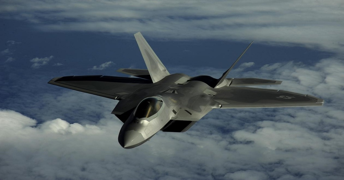 HOW THE AIR FORCE KEEPS F-22S AND F-35S TRULY STEALTH