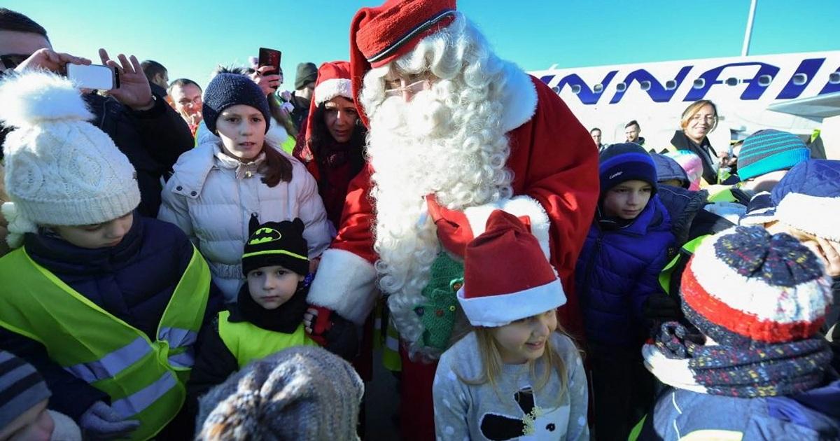 SANTA'S TEST FLIGHT: CHRISTMAS DEPENDS ON YOU