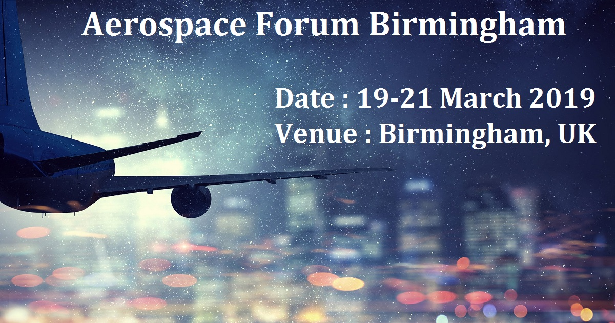 Aerospace Forum Birmingham