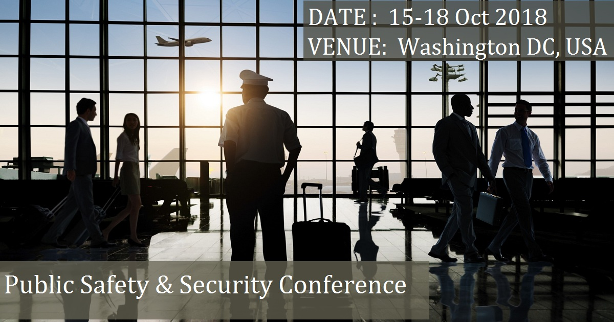Public Safety & Security Conference