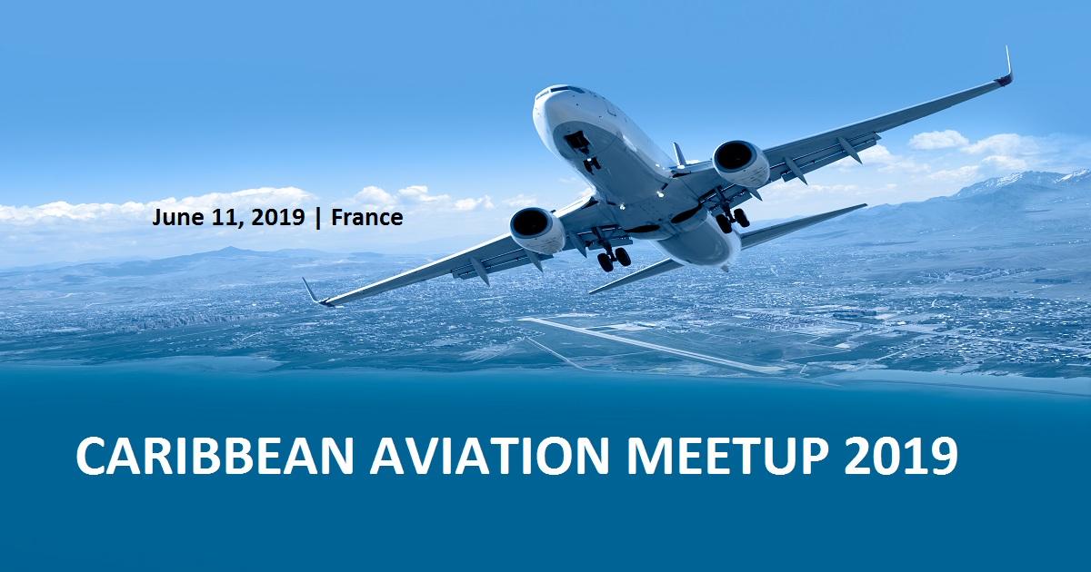 CARIBBEAN AVIATION MEETUP 2019