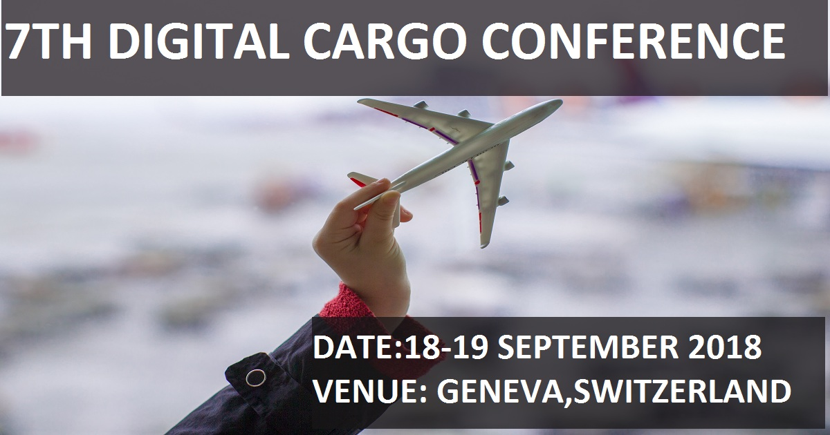 7TH DIGITAL CARGO CONFERENCE