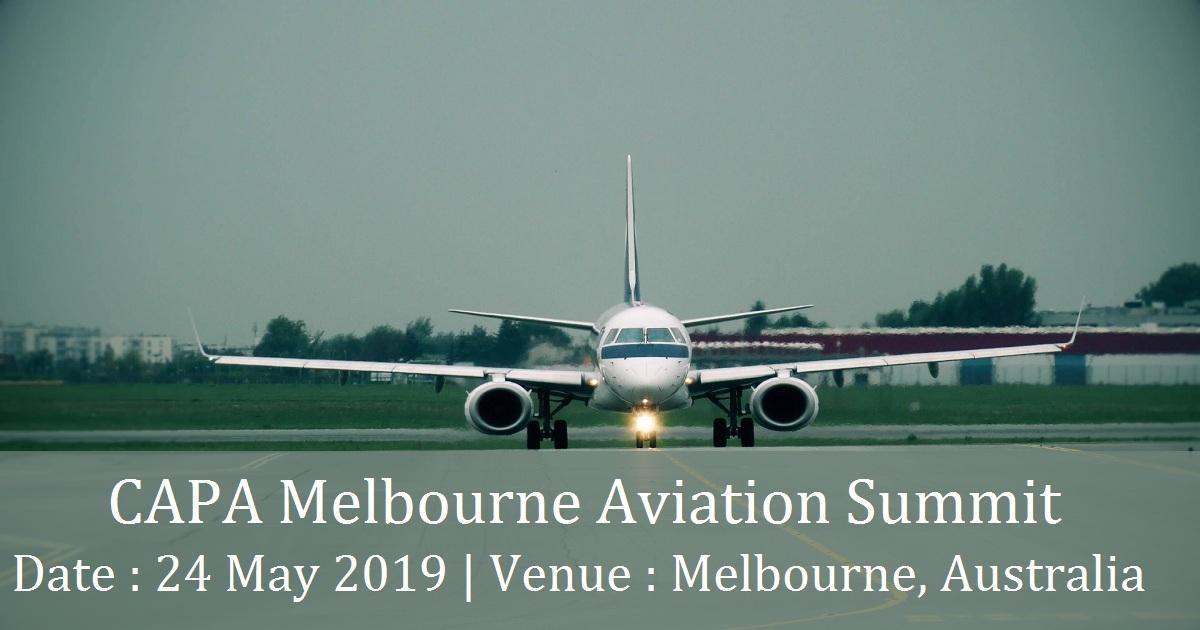 CAPA Melbourne Aviation Summit