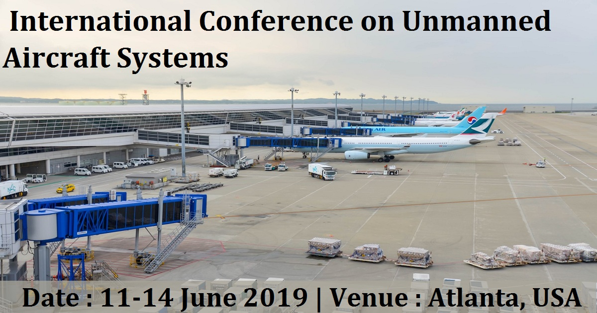 International Conference on Unmanned Aircraft Systems
