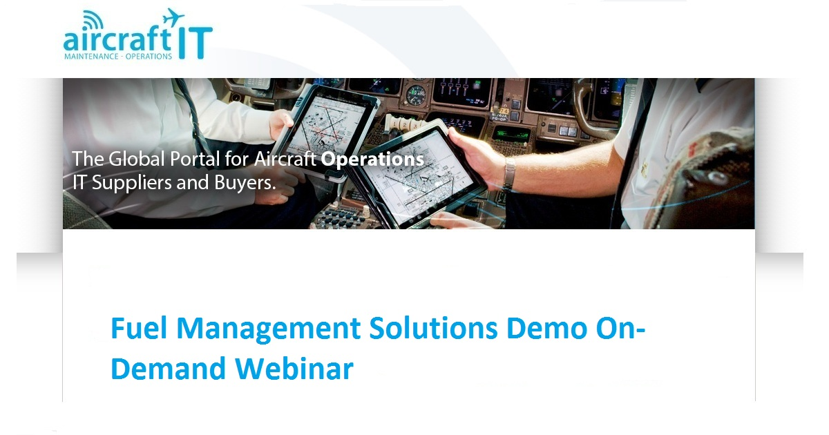 Fuel Management Solutions Demo