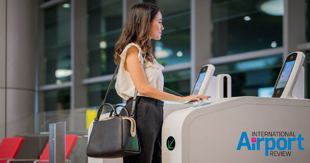 Biometrics in air travel: Solving today's challenges with the future in mind