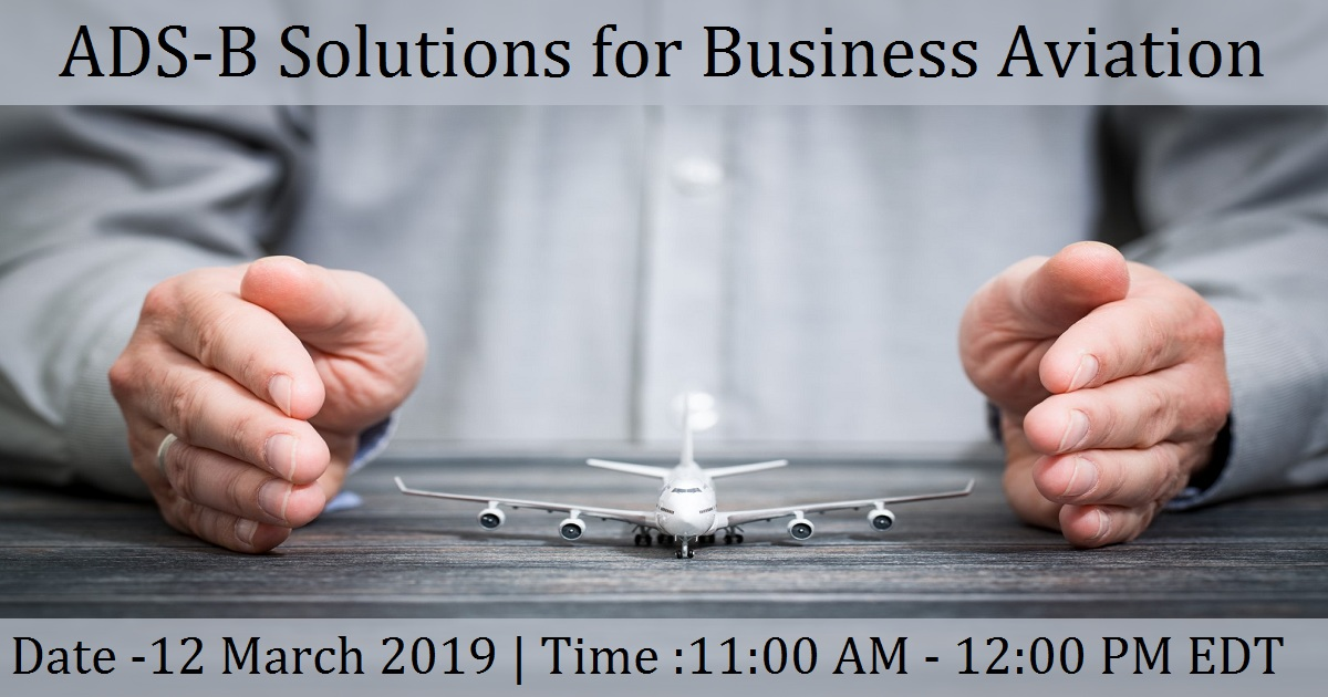 ADS-B Solutions for Business Aviation