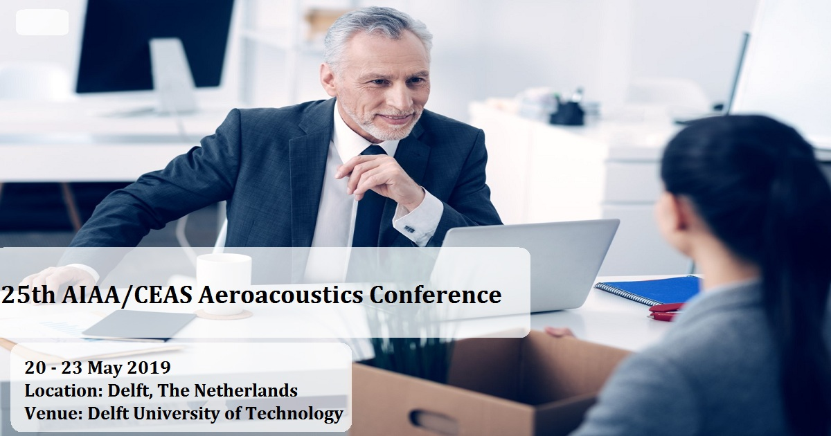 25th AIAA/CEAS Aeroacoustics Conferenc