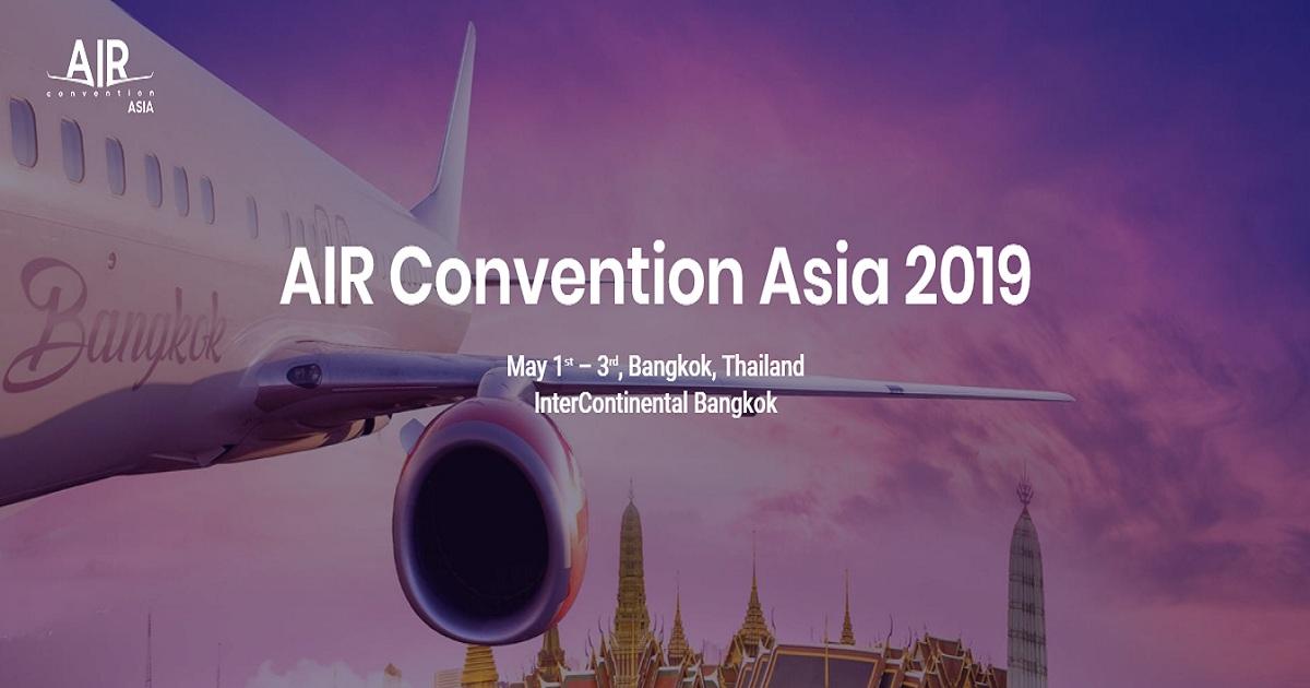 AIR Convention Asia 2019