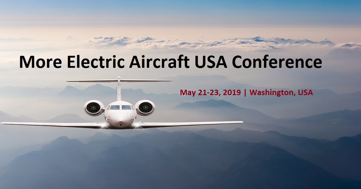 More Electric Aircraft USA Conference