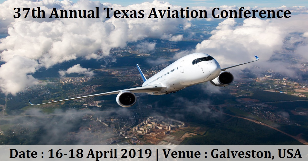 37th Annual Texas Aviation Conference
