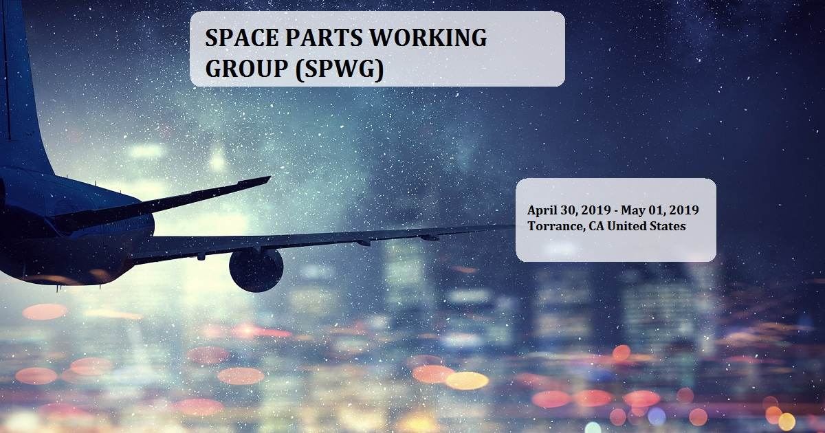 SPACE PARTS WORKING GROUP (SPWG)