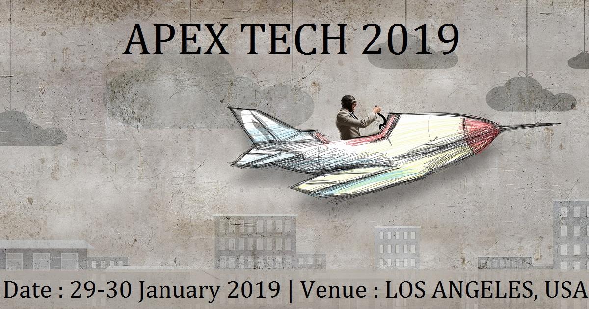 APEX TECH 2019