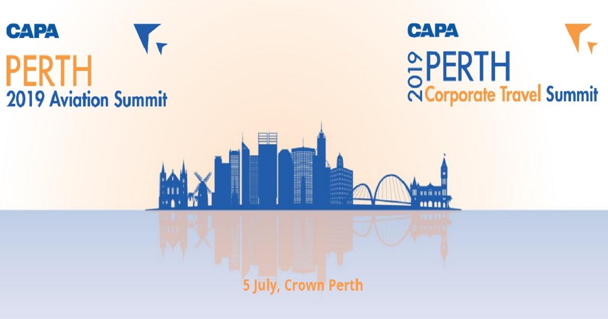 CAPA Perth Aviation Summit