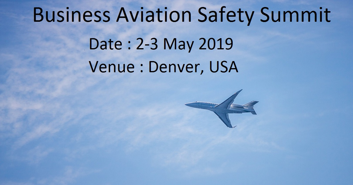 Business Aviation Safety Summit