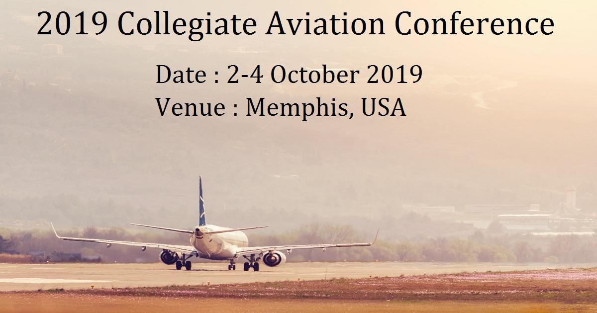 2019 Collegiate Aviation Conference