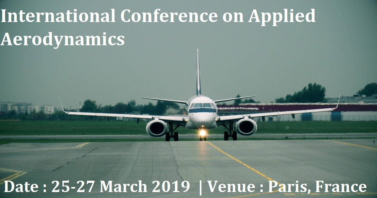 International Conference on Applied Aerodynamics