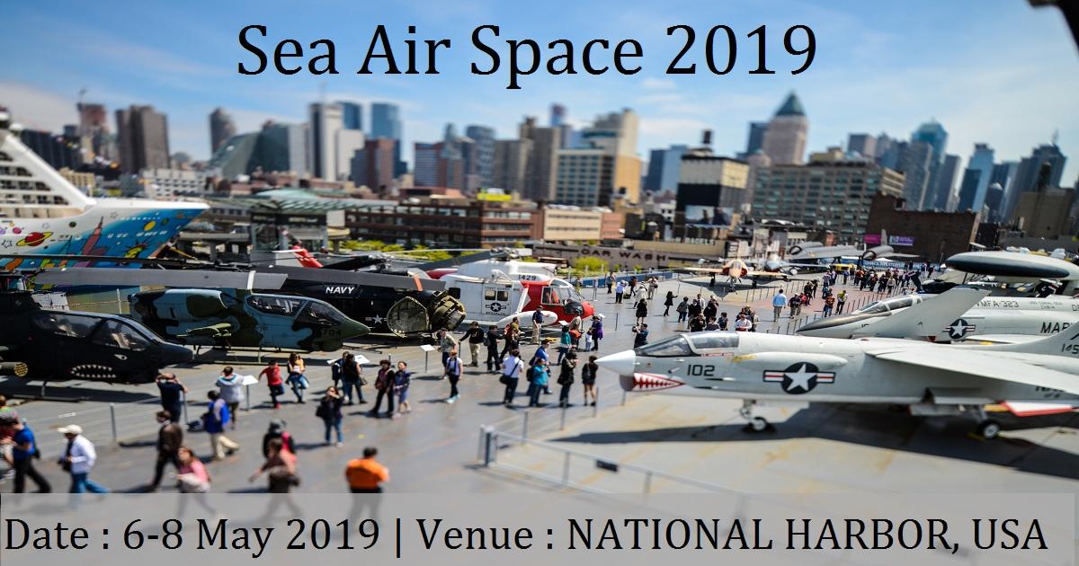 Sea Air Space 2019