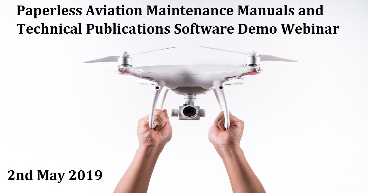 Paperless Aviation Maintenance Manuals And Technical