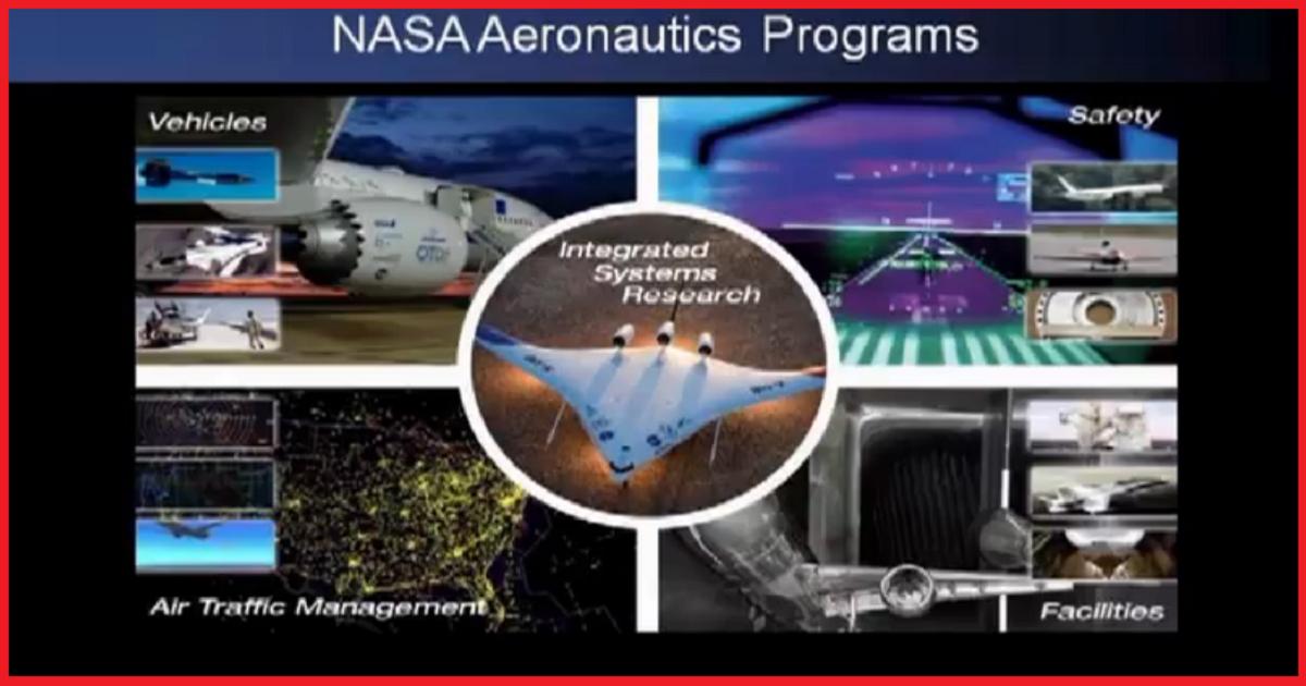 Aeronautics Innovation: NASAs Challenges and Opportunities