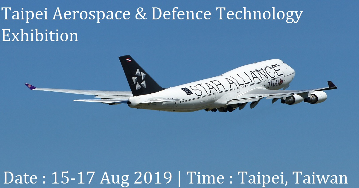 Taipei Aerospace & Defence Technology Exhibition