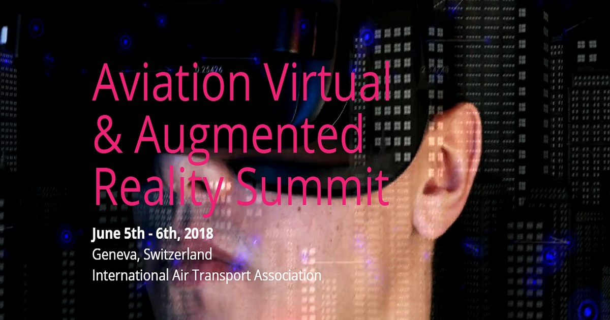Aviation Virtual and Augmented Reality Summit - VR Ar Events