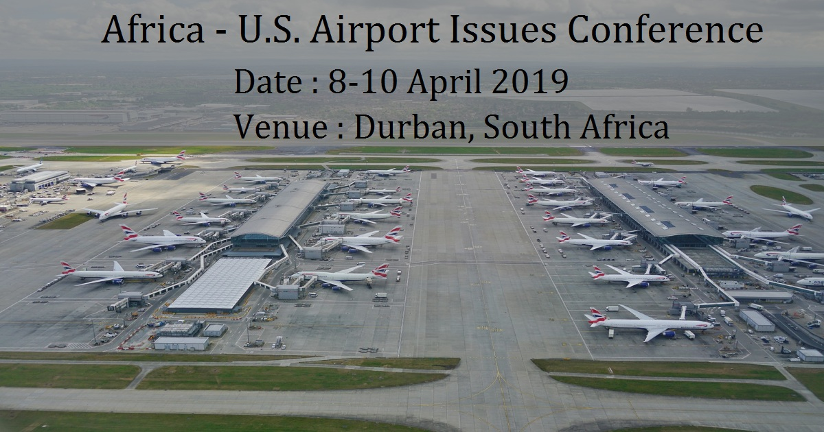 Africa - U.S. Airport Issues Conference