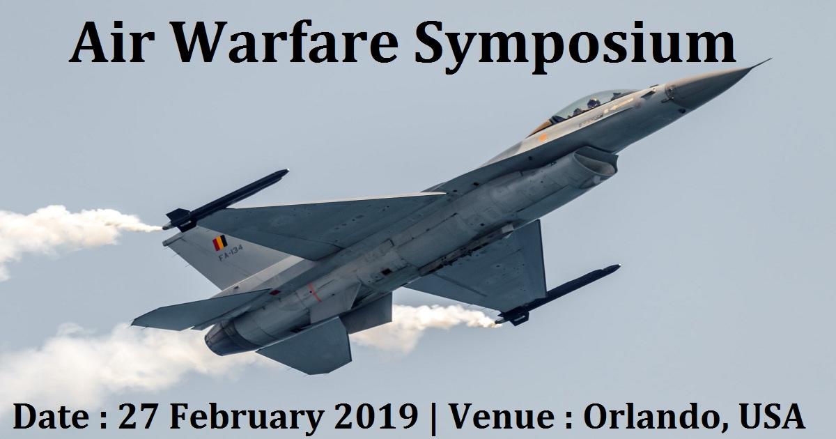 Air Warfare Symposium