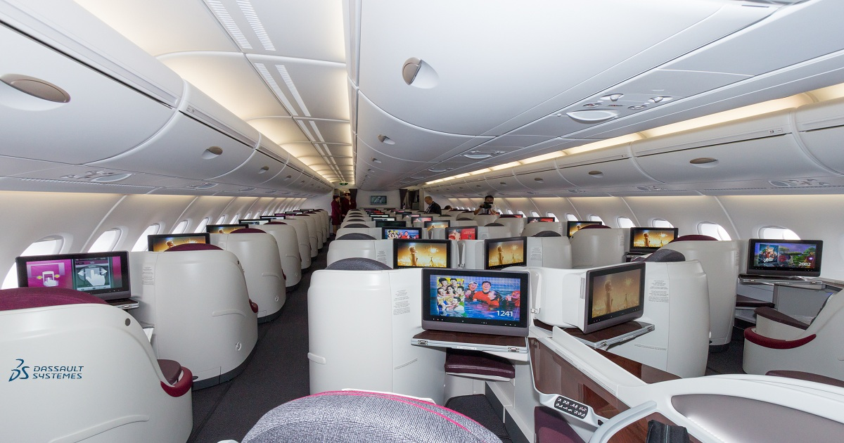 Airplane Cabin Design - from Creation to Perceived Quality