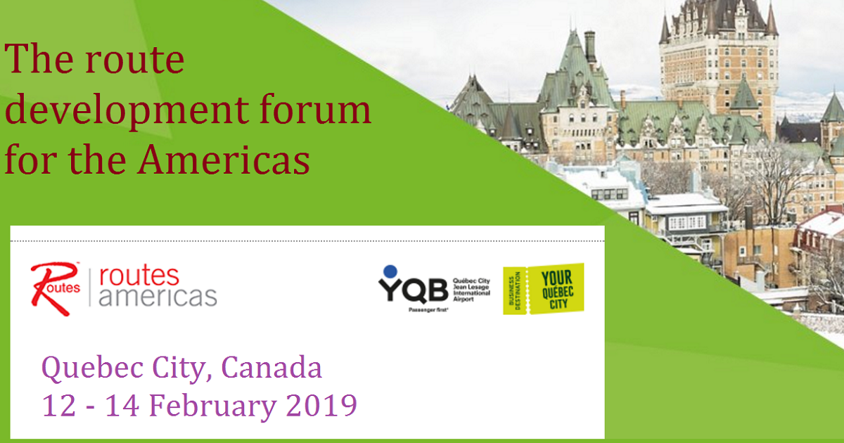 The route development forum for the Americas