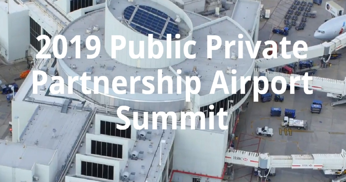 Public-private partnerships Airport Summit