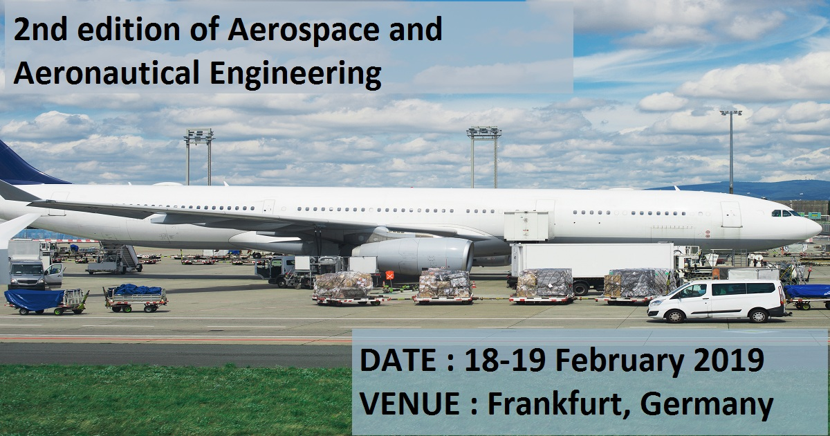 International Conference on Aerospace and Aviation Engineering.