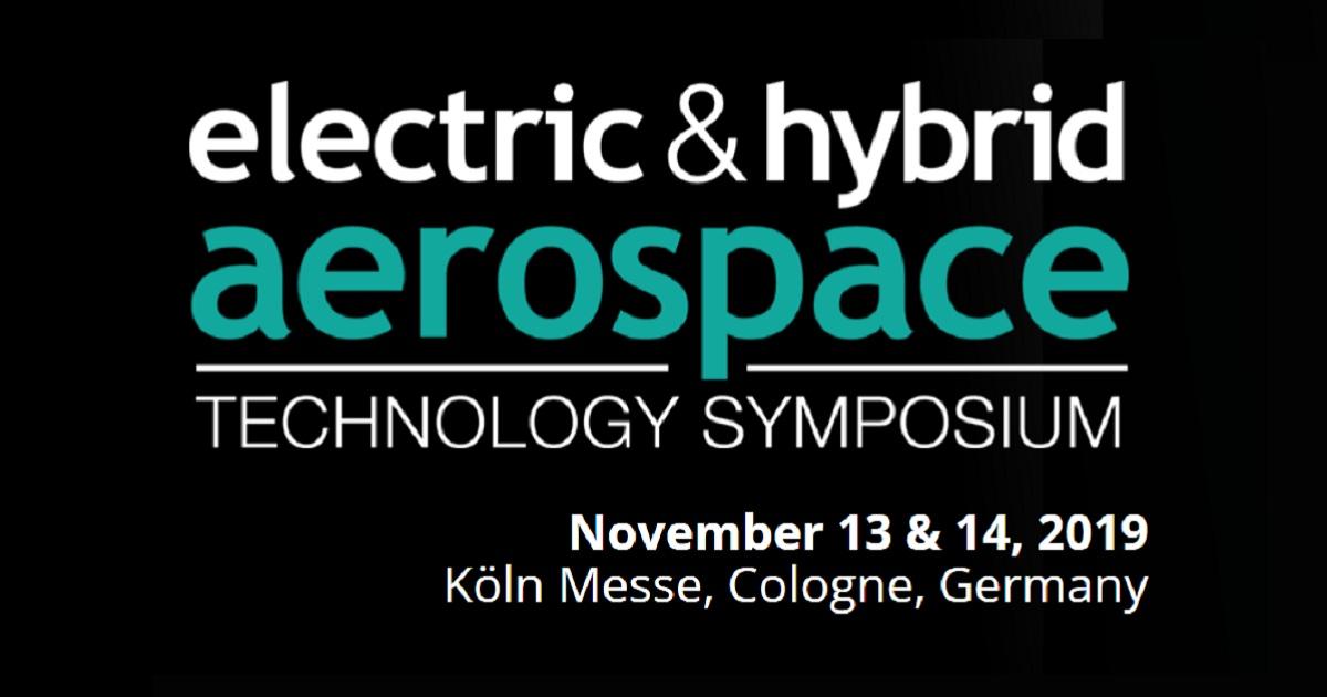 Electric & Hybrid Aerospace Technology Symposium