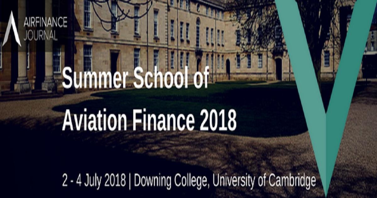 Summer School of Aviation Finance 2018