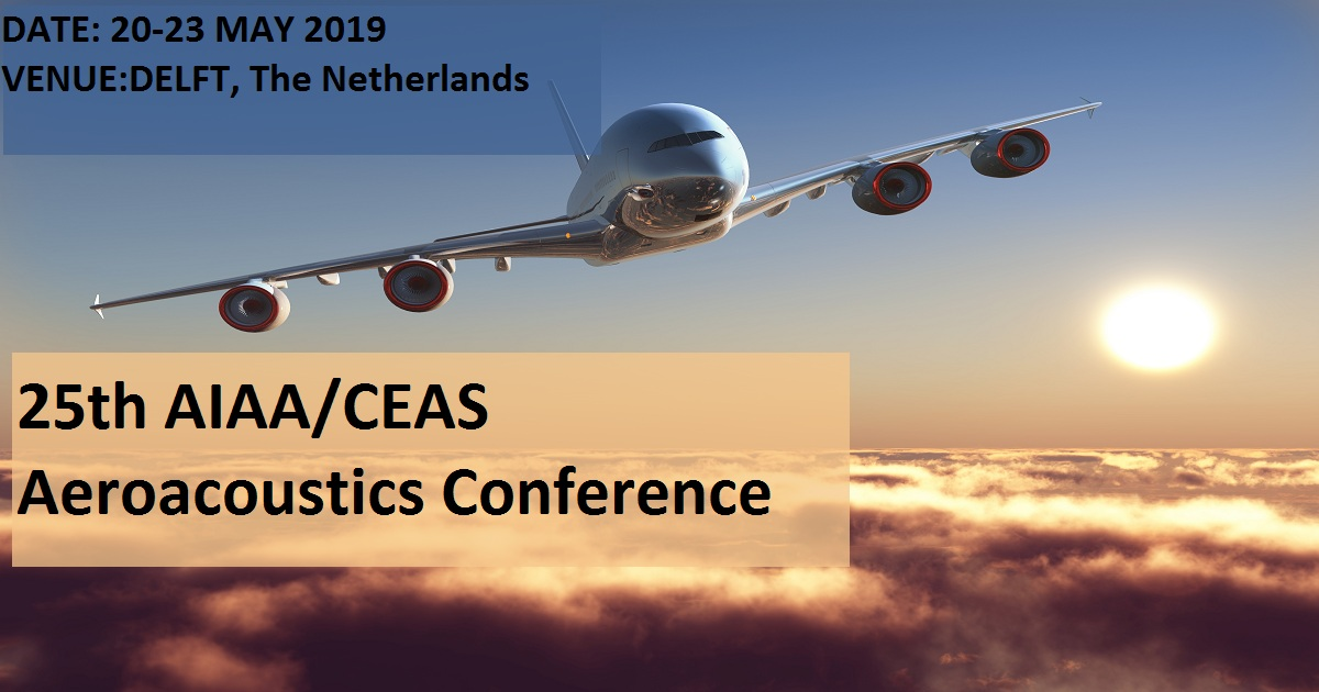 25th AIAA/CEAS Aeroacoustics Conference