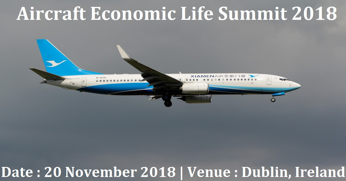 Aircraft Economic Life Summit 2018