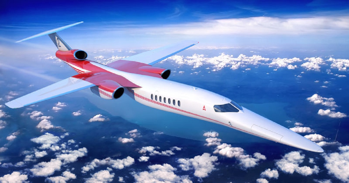 Boeing Invests In Aerion Supersonic Jet Project