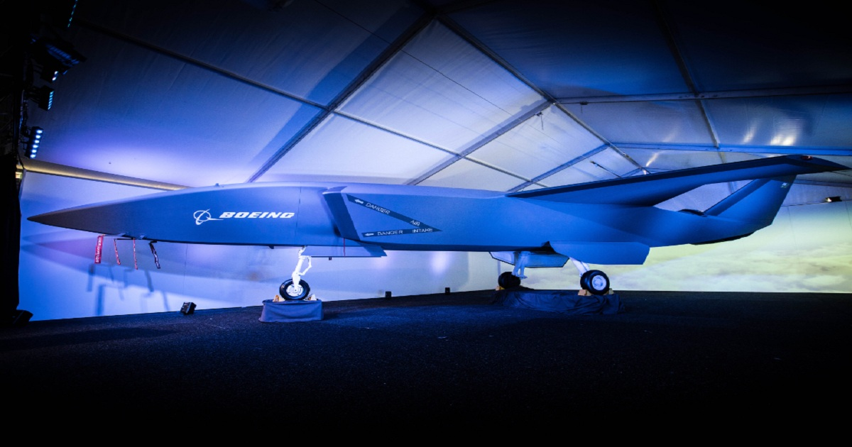 Boeing and Australian government to develop unmanned Airpower Teaming System