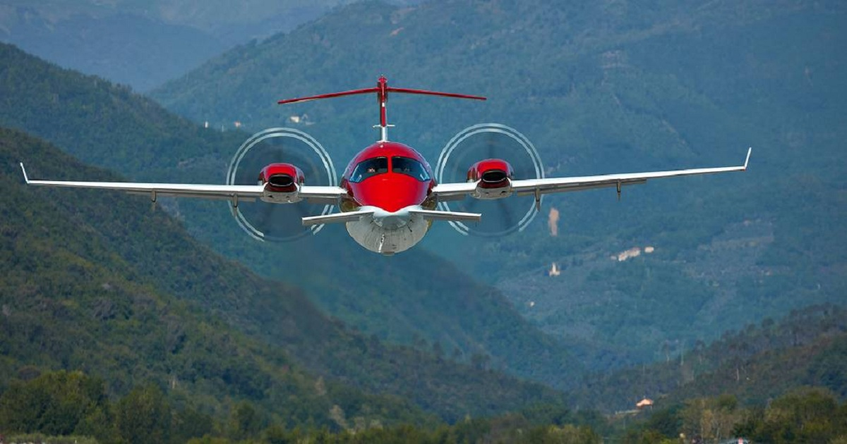 Piaggio Aerospace Aims To Find Buyer by April 2020