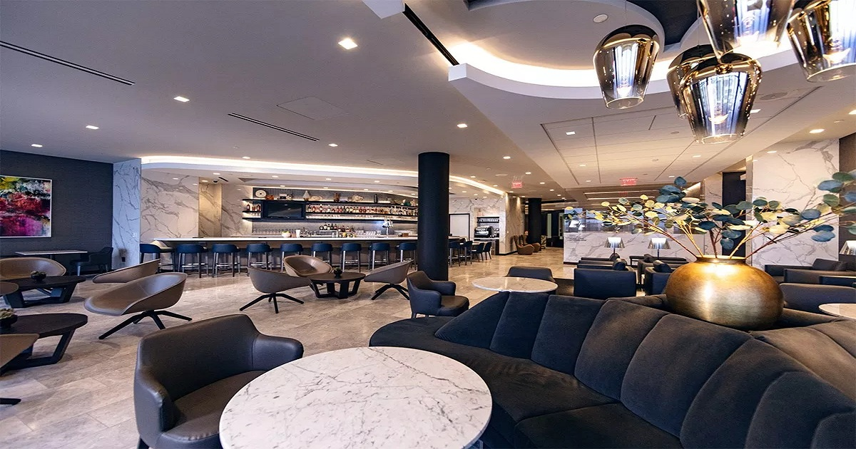 United Airlines inaugurates business lounge at Los Angeles Airport