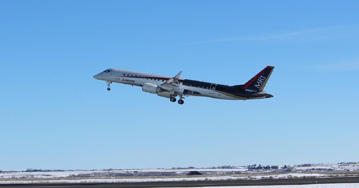 FAA staff cleared to join MRJ certification flights
