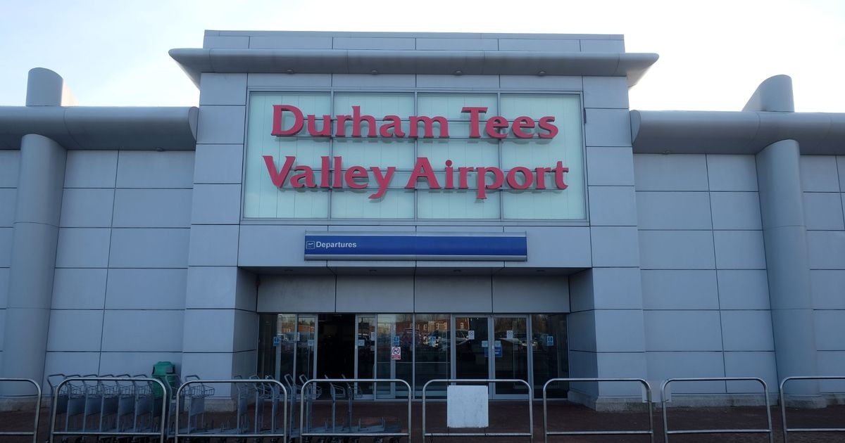 Stobart to take over management of Durham Tees Valley airport