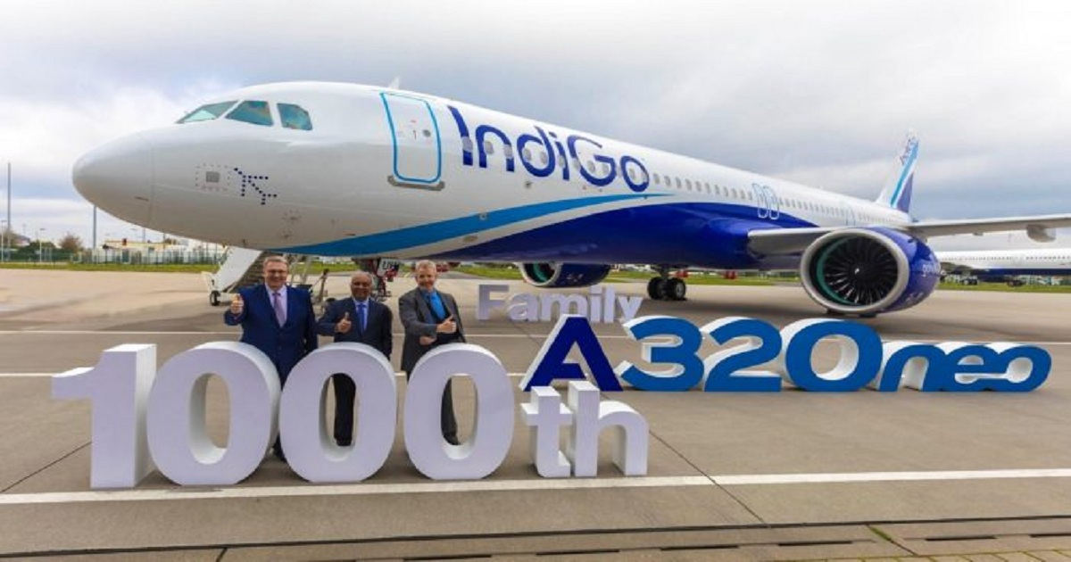 Airbus Just Delivered Its 1,000th Airbus A320neo
