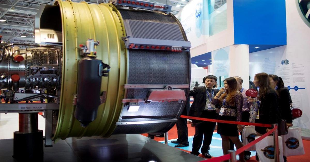 Engine maker CFM plans China cooperation